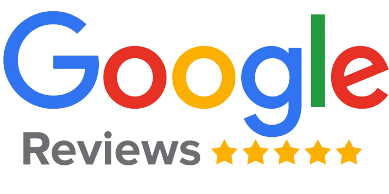 google logo and stars - digital marketing chicago