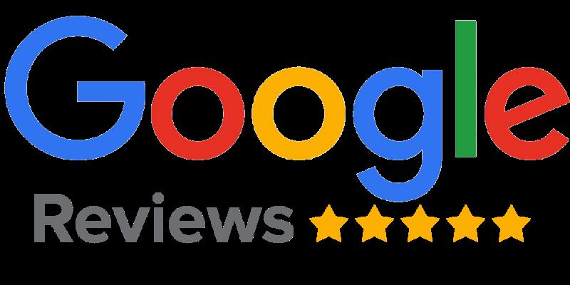 google logo and stars - digital marketing chicago
