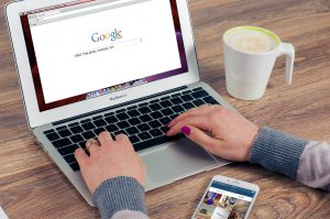 Why is it important for businesses to rank on Google search?