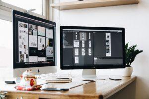 internet marketing design pages